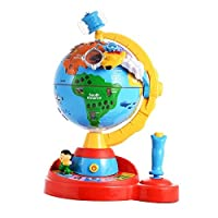 [Acefun]Acefun Globe Study Game Toy Electronic Learning Toys for Kids MX-toy-127 [並行輸入品]
