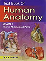 Text Book of Human Anatomy Volume 2 [並行輸入品]