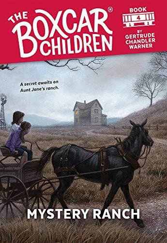 Mystery Ranch (Boxcar Children 4)の詳細を見る