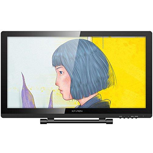 XP-Pen 液タブ 液晶ペンタブレット 22インチ フルHD 2048レベル筆圧 角度調整可能 Windows/Mac対応 Artist22