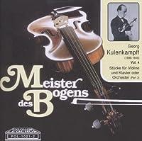 Meister des Borgens: Georg Kulenkampff Vol. 4