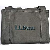 L.L.Bean(エルエルビーン) グローサリー・トートバッグ (ネイビー、ナチュラル、オリーブ)