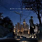 OFFICIAL NUMBER(通常盤)