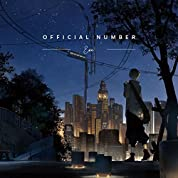 OFFICIAL NUMBER (通常盤)