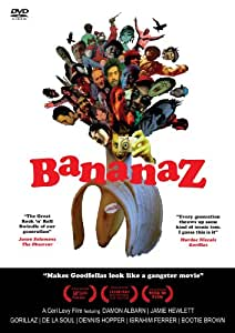 BANANAZ [DVD]