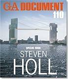 GA DOCUMENT―世界の建築 (110) STEVEN HOLL