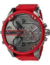 Diesel腕時計Mr。Daddy 2.0Two HandステンレススチールWatch One Size グレー