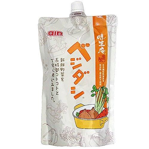 アイン食品 味生庵 ベジダシ 1kg