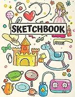 Sketchbook: Notebook/Journal/Sketchbook To Draw/ Sketching/Drawing/Doodling (120 Pages, Blank, 8.5x11)