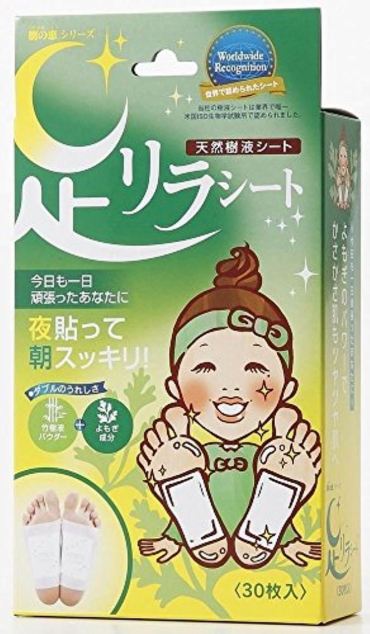 ヒロイックエレクトロニック口ひげ中村 足リラシート30枚入り グレープフルーツ