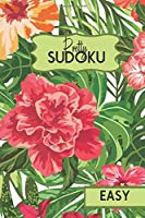 Pretty Sudoku: Easy Puzzles Sudoku Book for Adults