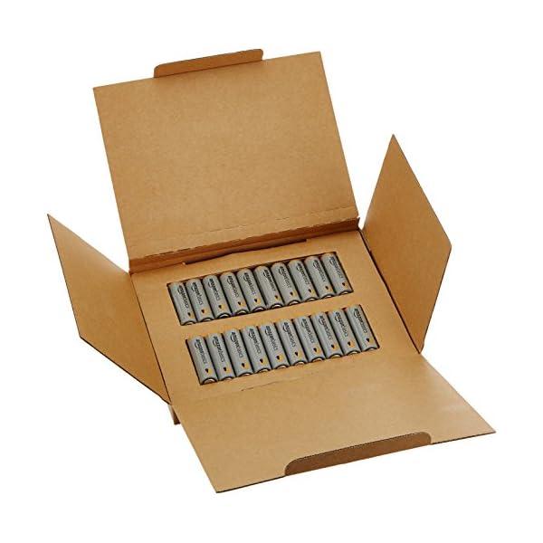 Amazonベーシック アルカリ乾電池 単3形...の紹介画像3