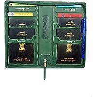 Sukesh Craft Men's 2Gether Passport Holder for 4 Passports