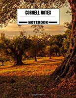 Cornell Notes Notebook: Cornell Note Paper Notebook | Large College Ruled Medium Lined Journal | Note Taking System for School and University.