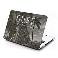 MacBookケース 【 MacBook Air 13.3インチ 専用 】SURF デザイン MacBook シェルカバーケース シェルケース プロテクター