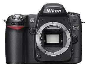Nikon デジタル一眼レフカメラ D80 ボディ