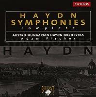 Haydn: Complete Symphonies (33 CD Box Set) (2002-08-27)