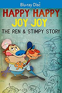 Happy Happy Joy Joy: The Ren & Stimpy Story [Blu-ray]