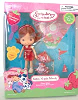 Strawberry Shortcake Berry Talkin' Giggle Friends Cheer Days Cheerleader