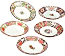 ランチャン(Ranchant) 小皿セット マルチ Φ11.3x2cm 古伊万里絵変り 有田焼 日本製