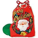 サンリオ クリスマスバッグ サンタソックス M H5204