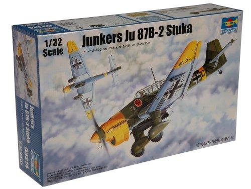 1/32 ドイツ軍 ユンカース Ju-87B-2 シュトゥーカ