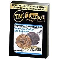 American Scotch & Soda (MAGNETIC) by Tango Magic - Tricks [並行輸入品]