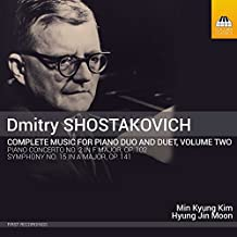 Dmitry Shostakovich: Complete Music for Piano Duo and Duet Vol 2