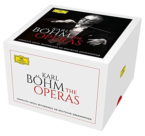 Karl Böhm - The Complete Opera & Vocal Recordings [70 CD][Box Set]