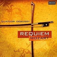 Mozart: Requiem by Quatuor Debussy (2009-03-10)