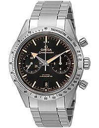 [オメガ]OMEGA 腕時計 Speedmaster ブラック文字盤 コーアクシャル自動巻 331.10.42.51.01.002 メンズ 【並行輸入品】