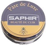 [サフィール] SAPHIR ビーズワックスポリッシュ 50ml 9550002 (ブラック)[HTRC4.1]