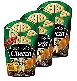 江崎グリコ 生チーズのチーザ4種のチーズ 40g×3袋