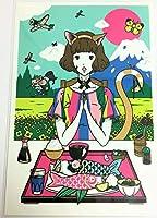 中村佑介 展 ポストカード 15 THE VERY BEST OF YUSUKE NAKAMURA ポストカード 月刊 『PHP』 2016年5月号 挿絵