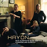 Haydn: Sun Quartets Nos 4