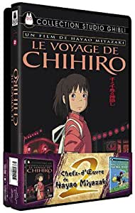 Kiki la petite sorcière / Le Voyage de Chihiro - Bipack 2 DVD