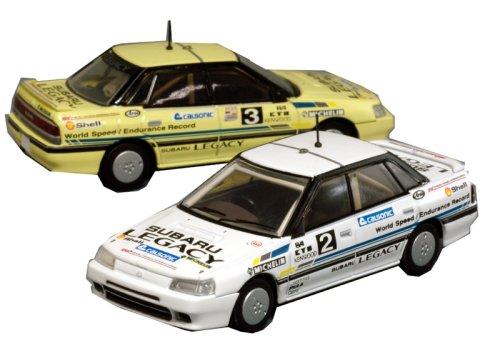 トミカリミテッドヴィンテージ スバルレガシィ 世界速度記録車 2MODELS Vol.1
