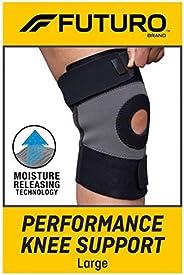 Futuro™ Moisture Control Knee Support, L, 1ct