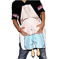 UPKOCH Funny Kitchen Cooking Apron Baking Apron Grilling BBQ Apron Party Costume for Men