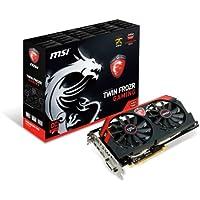 MSI社製 AMD Radeon R9 280X GPU搭載ビデオカード (オーバークロック) R9 280X Twin Frozr 4S OC