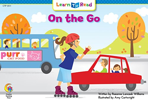 On the Go (Emergent Reader Science; Level 1)の詳細を見る