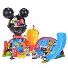 おもちゃ プレイセット ミッキー&フレンズ