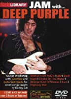 Lick Library: Jam With Deep Purple. For ギター, エレキ・ギター
