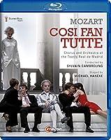 Cosi Fan Tutte [Blu-ray] [Import]