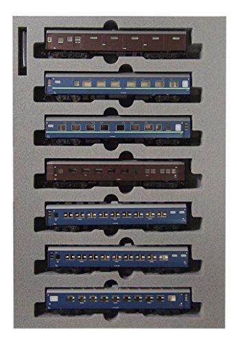 KATO Nゲージ 10系 寝台急行 安芸 1967 7両セット 特別企画品 10-1302 鉄道模型 客車