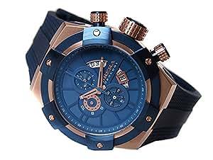 ブレラ オロロジ BRERA OROLOGI 腕時計 BRSSC4910 スーパースポルティーボ クォーツ ラバーストラップ [並行輸入品]