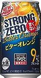 サントリー チューハイ -196℃ ストロングゼロ ビターオレンジ 350ml×24本