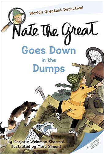 Nate the Great Goes Down in the Dumpsの詳細を見る