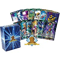 Dragon Ball Super 100 Card Lot Featuring 5 Rares In Every Bundle Includes Golden Groundhog Deck Box