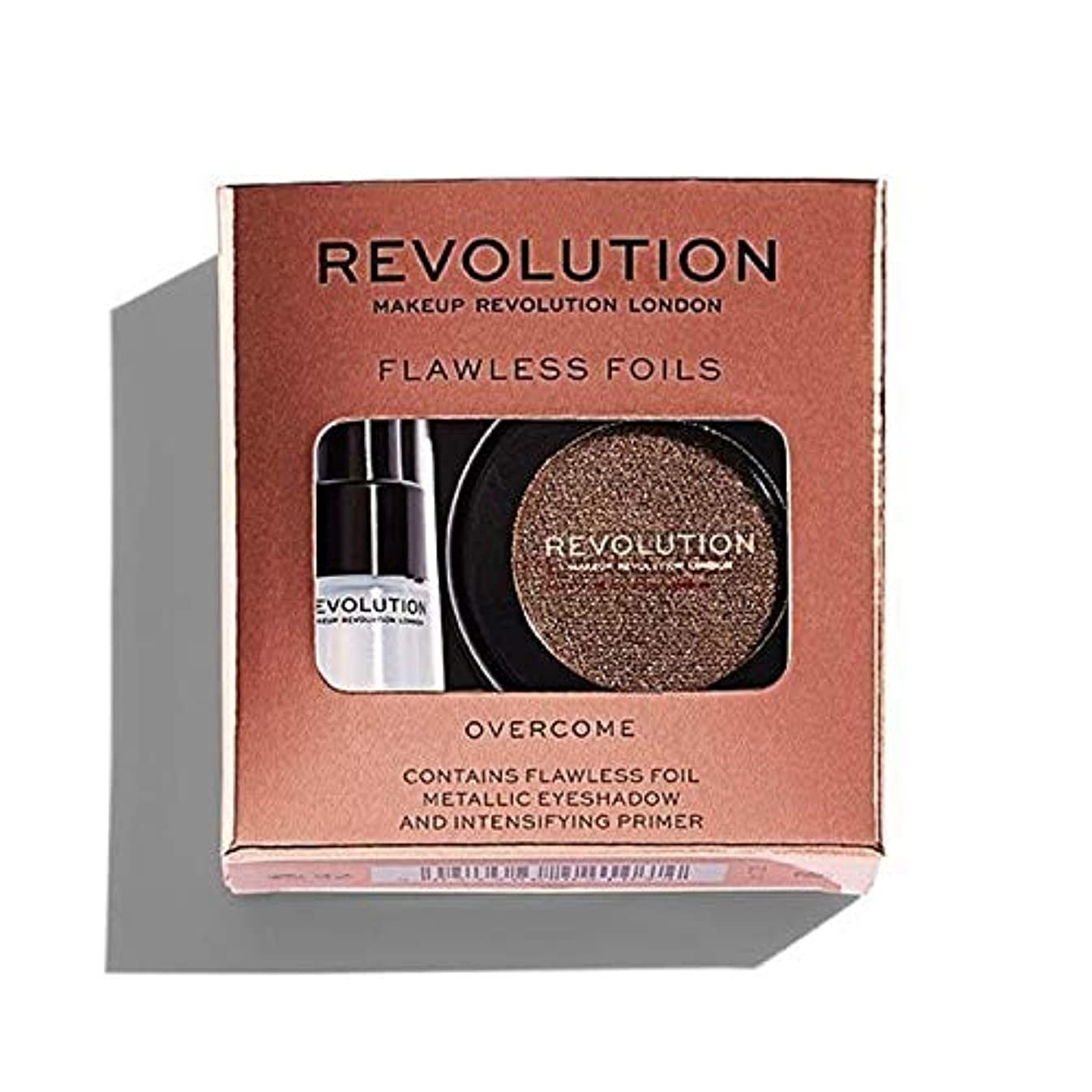 サイレンサイレン書店[Revolution ] 克服革命完璧な箔 - Revolution Flawless Foils Overcome [並行輸入品]
